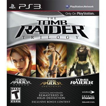 Tomb Raider Trilogy (Jauna)